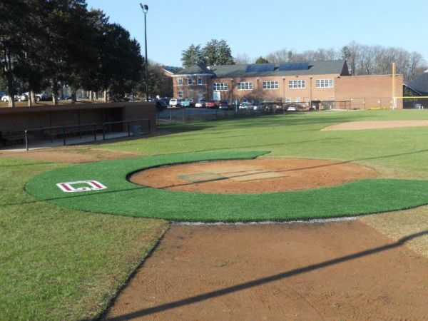 Guilford College Baseball Halo